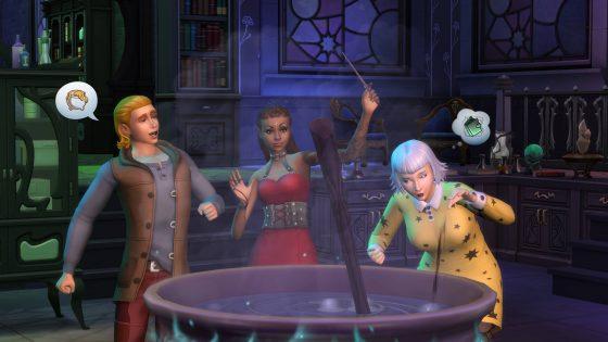 De Sims 4 Magisch Rijk aangekondigd
