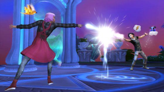 De Sims 4 Magisch Rijk vanaf nu verkrijgbaar op de console