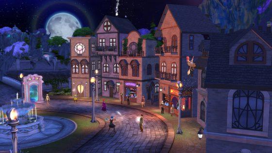 Herhaling De Sims 4 Magisch Rijk livestream