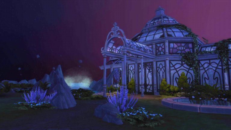 De Sims 4 Magisch Rijk
