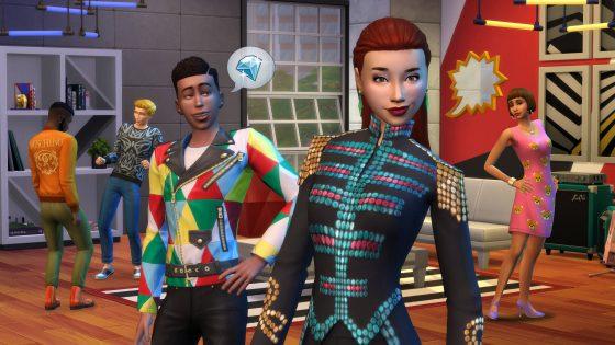 De Sims 4 Moschino vraag en antwoord