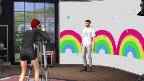 SN Review: De Sims 4 Moschino