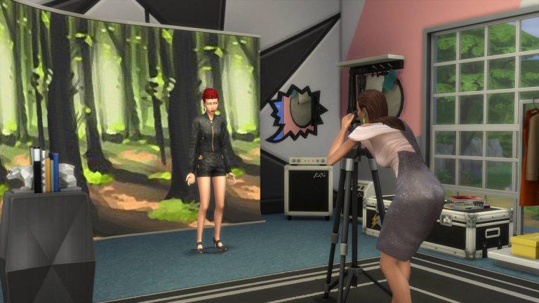 SN Review: De Sims 4 Moschino - Modefotograaf