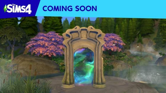 The Sims 4 Realm of Magic komt eraan