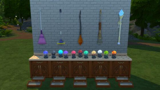 De Sims 4 collecties: Magische artefacten (Magisch Rijk)