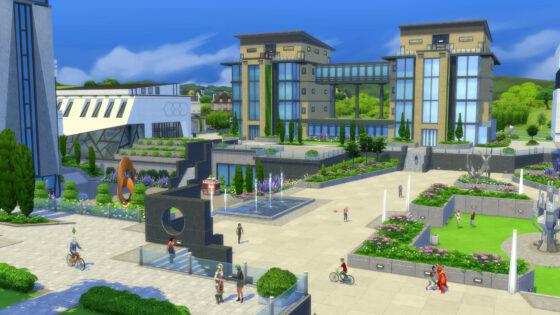 De Sims 4 Studentenleven aangekondigd