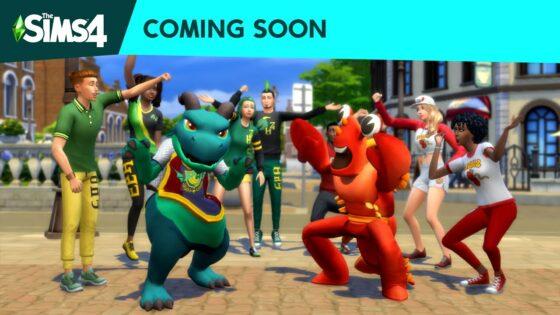 Uitbreiding voor De Sims 4 rondom universiteitsleven komt eraan!