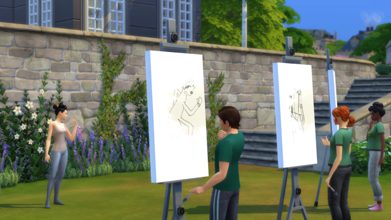 SN Review: De Sims 4 Studentenleven