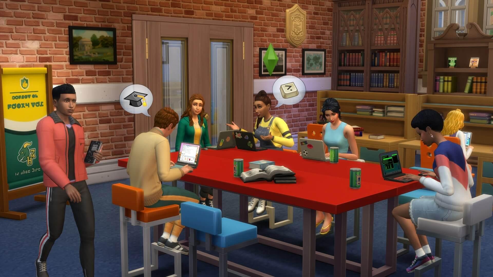 De Sims 4 x Ironhack