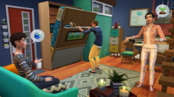 Doe mee met de officiële De Sims 4 Klein Wonen bouwwedstrijd en maak kans op het accessoirespakket