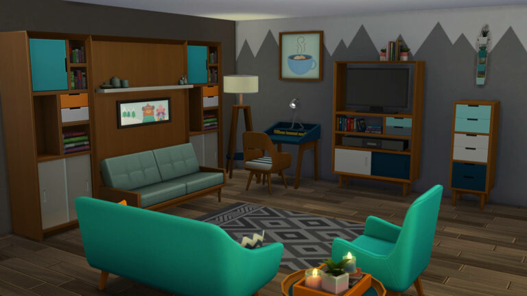 SN Review: De Sims 4 Klein Wonen