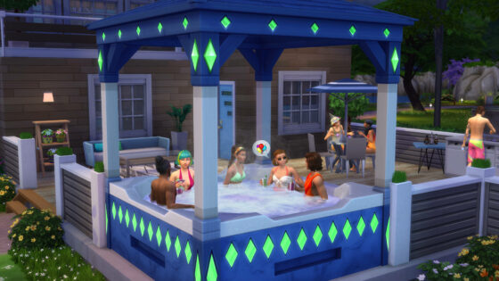 De Sims 4 update 1.61.15 beschikbaar