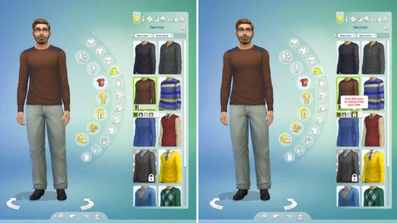 Community blog: Achter de schermen van het door de community gekozen De Sims 4 Breien Accessoirespakket