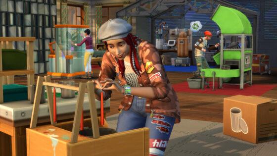 Herhaling De Sims 4 Ecologisch Leven livestream