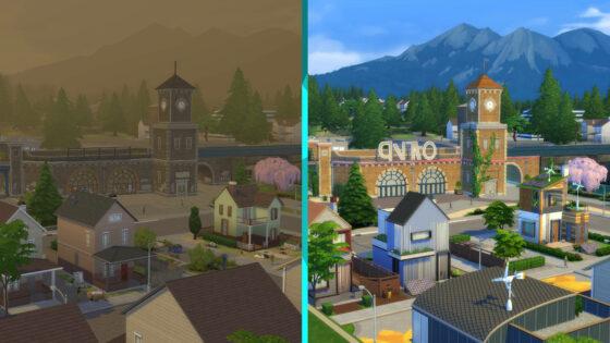 Ladders komen naar basisspel De Sims 4