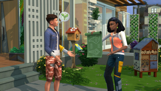 De Sims 4 Ecologisch Leven vanaf nu verkrijgbaar op alle platformen