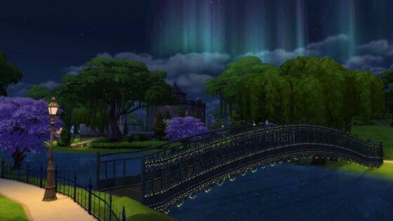 SimGuruGeorge deelt gifs van groen Willow Creek met De Sims 4 Ecologisch Leven