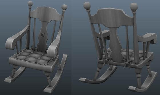 SimGuruConor over de schommelstoel in De Sims 4 Uitgebreid Breien