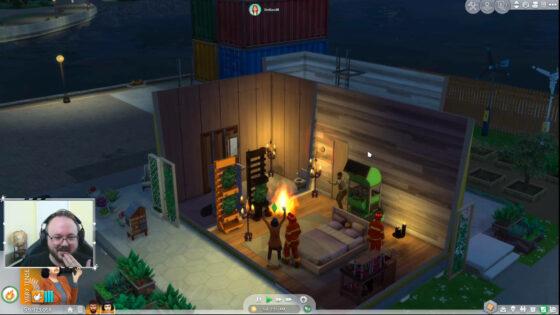 Brandweer komt als NPC naar De Sims 4