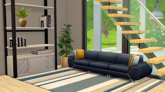 De Sims Mobile teaset mogelijkheid tot meerdere verdiepingen