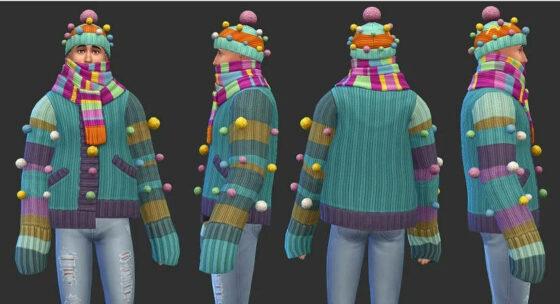 SimGuruSarah over de 'verboden sweater' in De Sims 4 Uitgebreid Breien