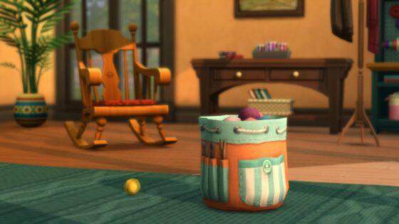 Kijk morgen naar de aankondiging van De Sims 4 Uitgebreid Breien