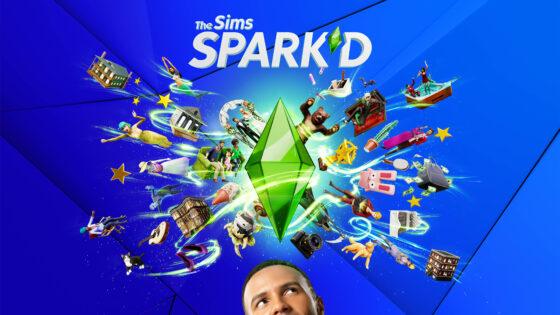 Reünie van de cast van eerste seizoen The Sims Spark'd