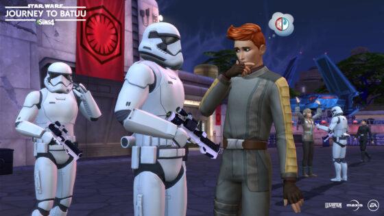 De Sims 4 Star Wars: Journey to Batuu vanaf nu verkrijgbaar