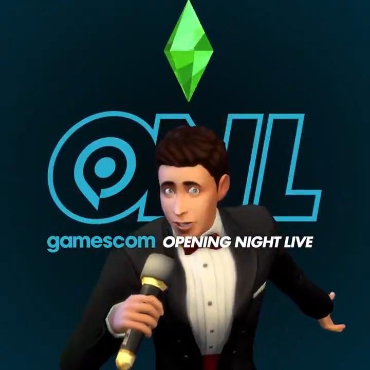 De Sims 4 gamescom 2020