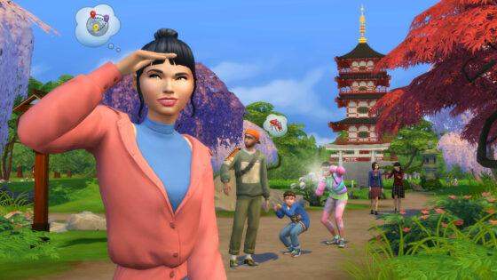De Sims 4 Sneeuwpret officieel aangekondigd