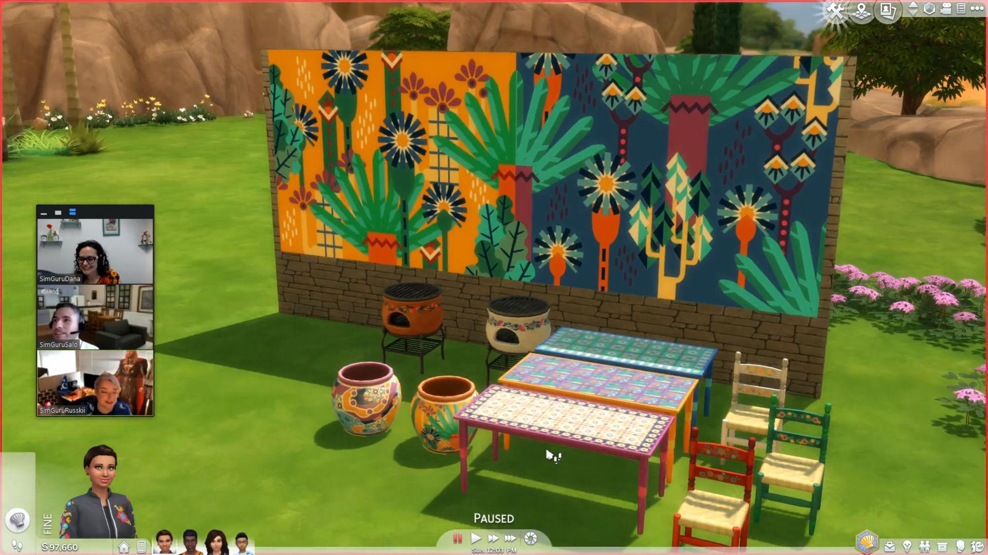 De Sims 4: Spaanse Erfgoedmaand