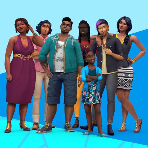 De Sims 4 update 14 december 2020 beschikbaar
