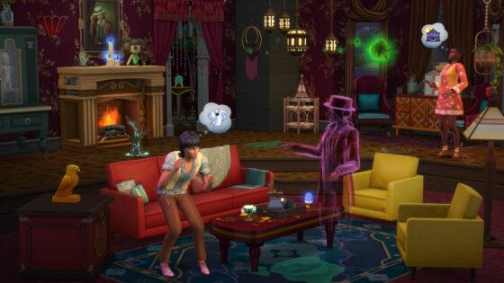 De Sims 4 Paranormaal Accessoirespakket aangekondigd