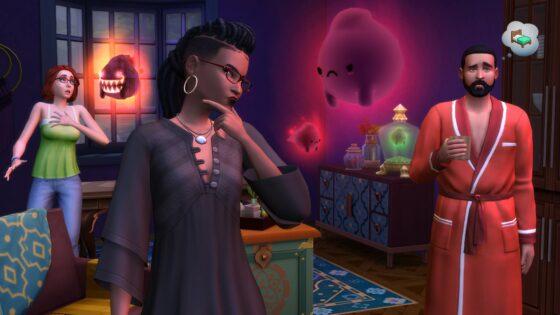 De Sims 4 Paranormaal Accessoires vanaf nu verkrijgbaar