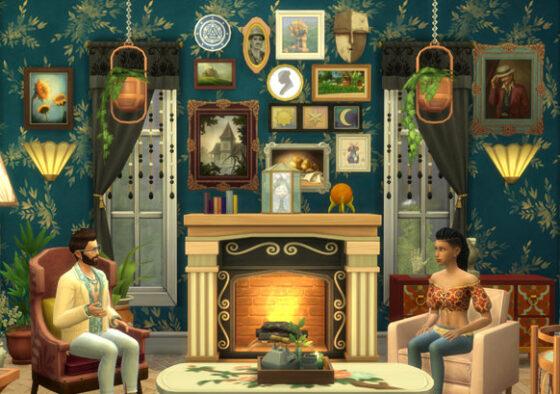 De Sims 4 Paranormaal Accessoires dev blog deel 1