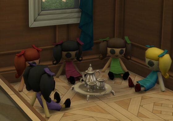De Sims 4 Paranormaal Accessoires dev blog deel 2