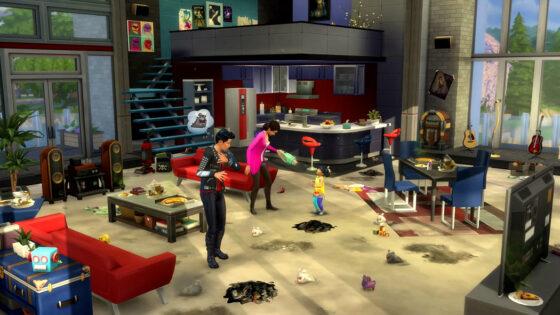 De Sims 4 krijgt vanaf maart speciale kits