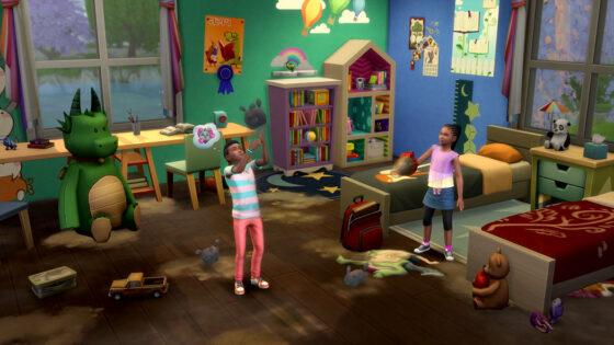 Eerste drie kits voor De Sims 4 vanaf nu verkrijgbaar