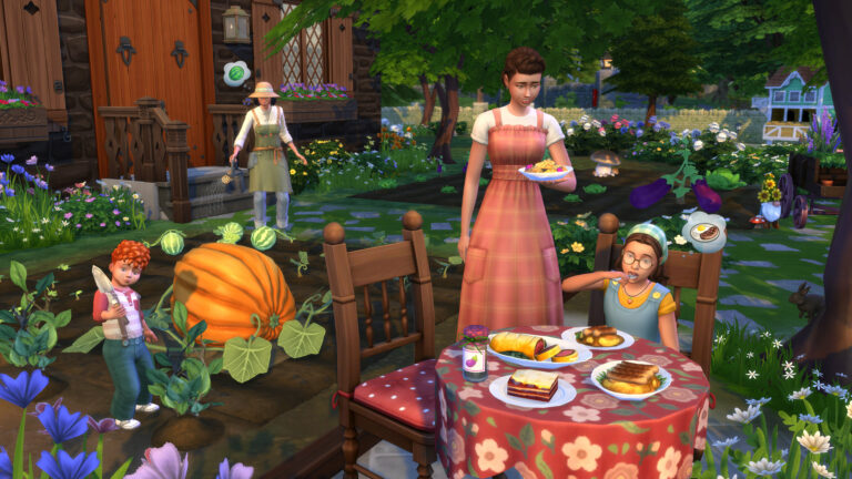 De Sims 4 Landelijk Leven