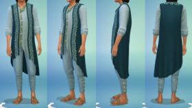 De Sims 4 Fashion Street Kit