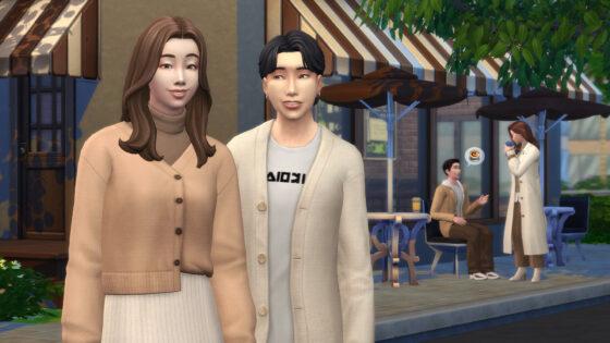 De Sims 4 Incheon Style Kit